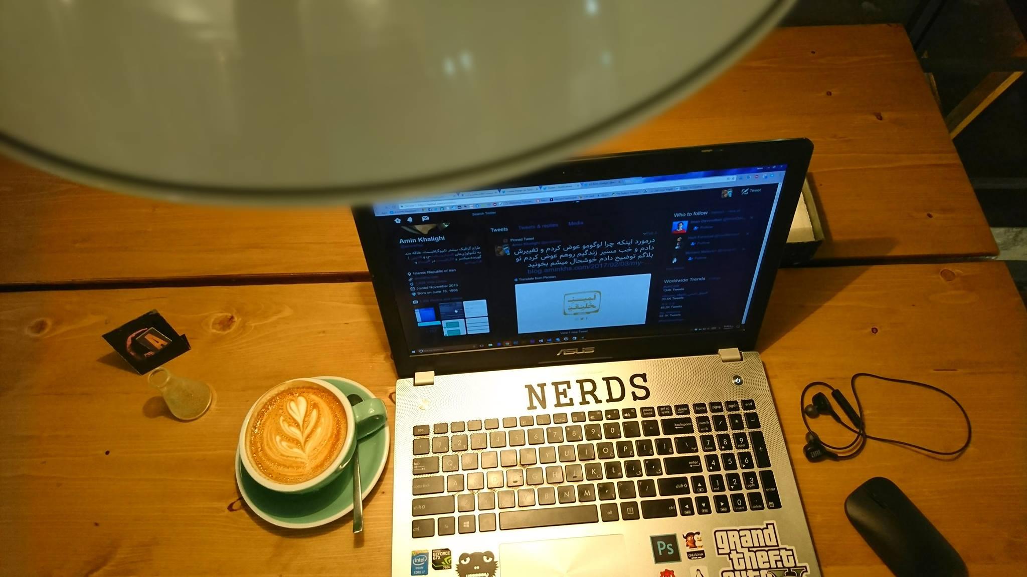 کافه خوب برای کار کردن